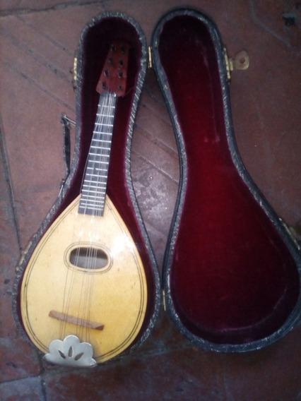 Caja Musical En Forma De Instrumento