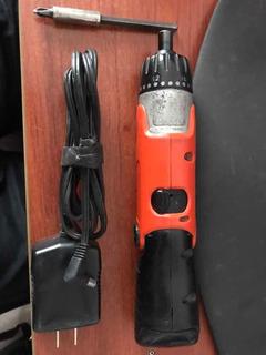 Destornillador Black & Decker Recargable