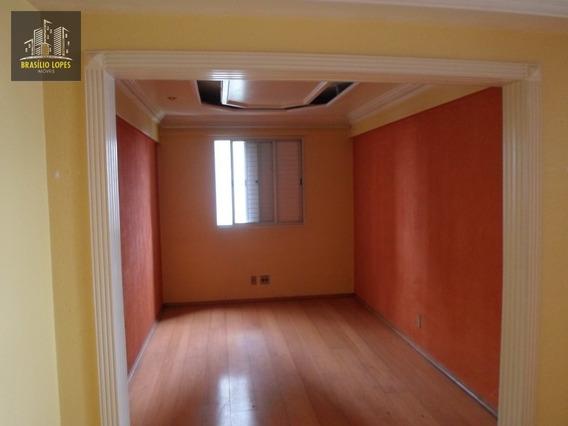 Apartamento Venda 3 Dorms E 01 Vaga Na V Mercês/ M425
