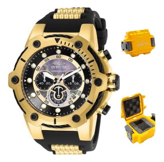 Relógio Invicta Lançamento Bolt 29832 Grande Original.