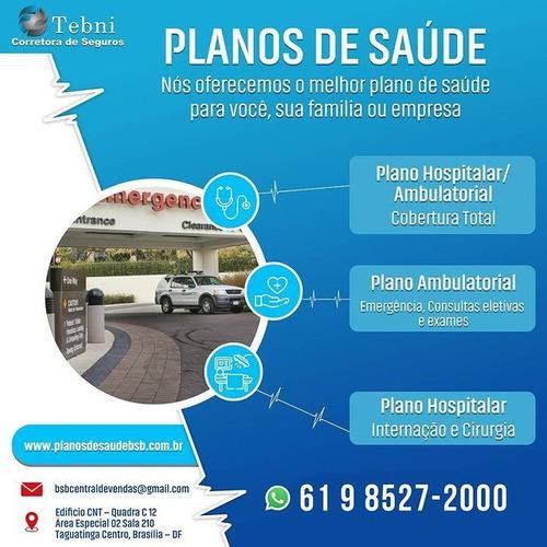 Imagem 1 de 1 de Planos De Saúde E Convênio Médico - Tebni Corretora