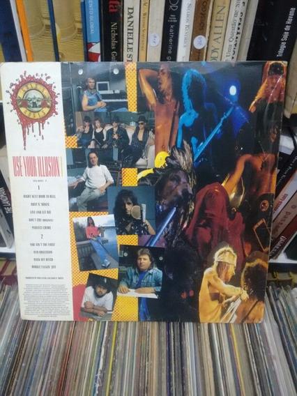 Lp Guns N Roses Use Your Illusion 1 Disco Número 1