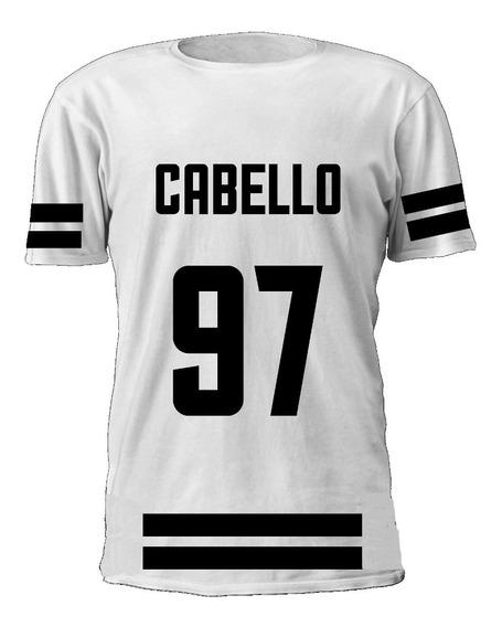 Kit Camiseta + Casaco Camila Cabello 97 3d