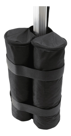 Kit 4x Bolsa De Areia Tendas Wild Modelo Hold Para Gazebo