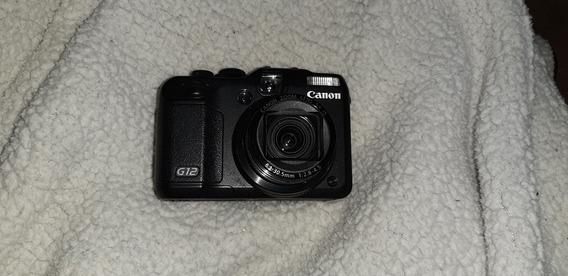 Canon G12 Powershot