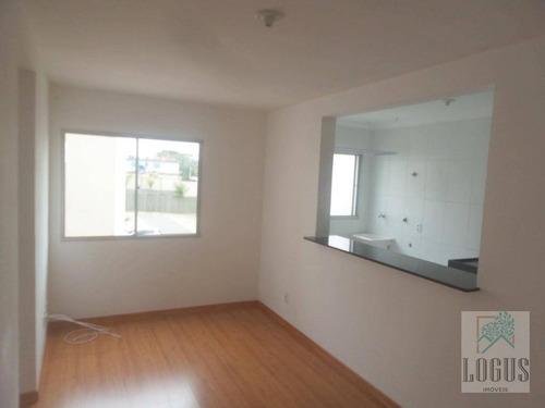 Imagem 1 de 11 de Apartamento Com 2 Dormitórios À Venda, 49 M² Por R$ 212.000,00 - Cidade Edson - Suzano/sp - Ap0714