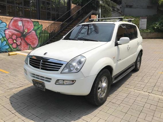 Ssangyong Rexton Modelo 2005