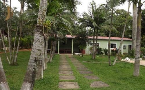 Chácara Com 5 Dormitórios À Venda, 3726 M² Por R$ 700.000 - Aralú - Santa Isabel/sp - Ch0078