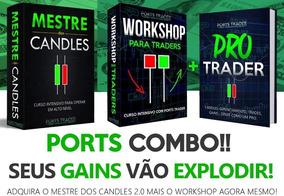 Mestre Dos Candles 3.0 + Workshop 2.0 + Pro Trader + Bônus