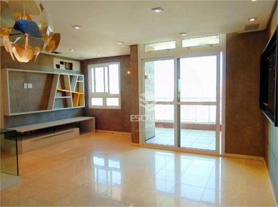 Apartamento Com 2 Quartos À Venda, 79 M², Todo Projetado, Varanda Gourmet, 2 Vagas, Financia - Cocó - Fortaleza/ce - Ap1643