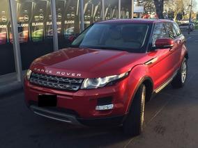 Range Rover Evoque Pure Plus 2013 Impecable!!