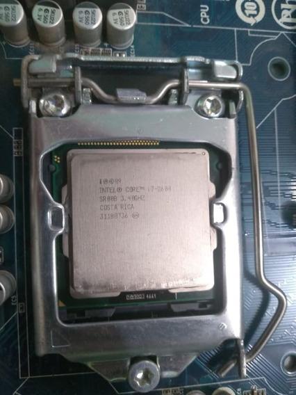 Kit Intel Segunda Geração Core I7 2600/ 16 Gb/ H61