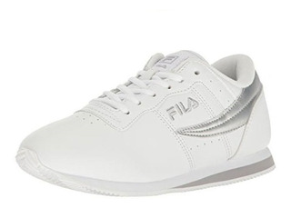 Fila Machu White Dama 100% Original