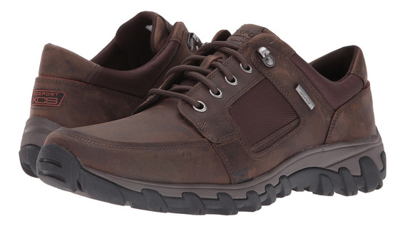 Zapatillas Hombre Rockport Cold Springs Plus Lace To Toe