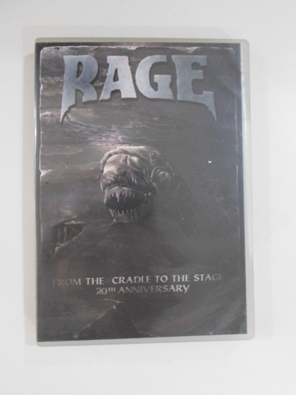2dvd Rage - From The Cradle To The Stage - 20th Anniversary