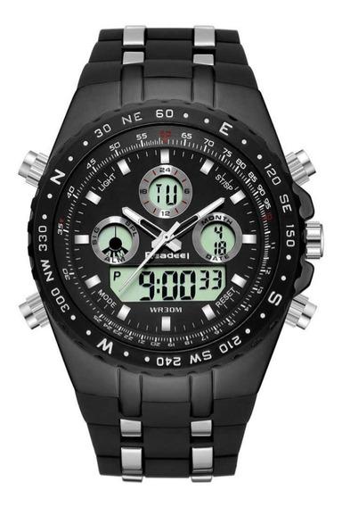 Relógio Readeel Masculino Digital Multifuncional Prova D