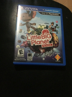 Jogo Little Big Planet - Ps Vita