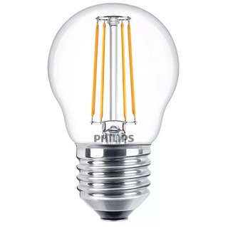 Pack X 4 Lampara Gota Led Vintage Philips 4w = 40w E27 Deco