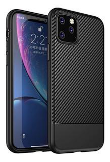 Funda Fibra Carbon iPhone 11 Pro Max