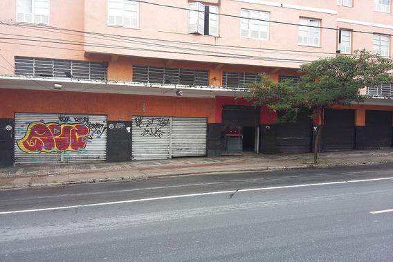 Loja Para Alugar No Centro (prox. Santo Agostinho)! - Pon1373