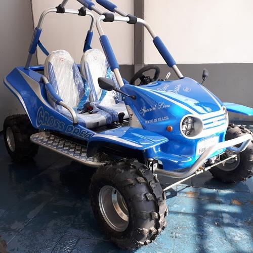 Mini Buggy Fapinha Cross Dream 2021 0 Km Loja Oficial