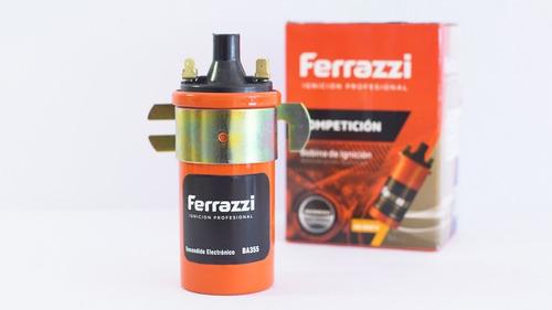 Bobina Botella Aceite Ferrazzi Competición Encendido Electró