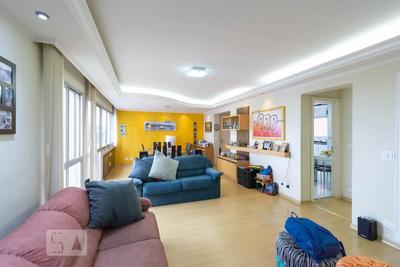 Apartamento No 9º Andar Mobiliado Com 3 Dormitórios - Id: 892897842 - 197842