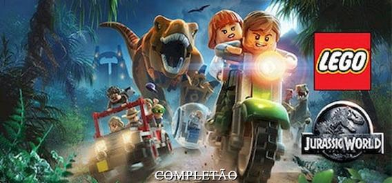 Lego Jurassic World Pc 2015