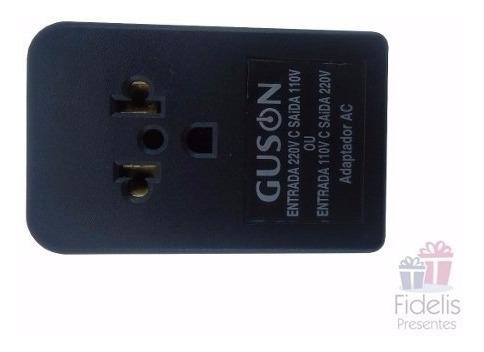 Transformador De Voltagem 110-220v Ou 220-110v 2 Unidades