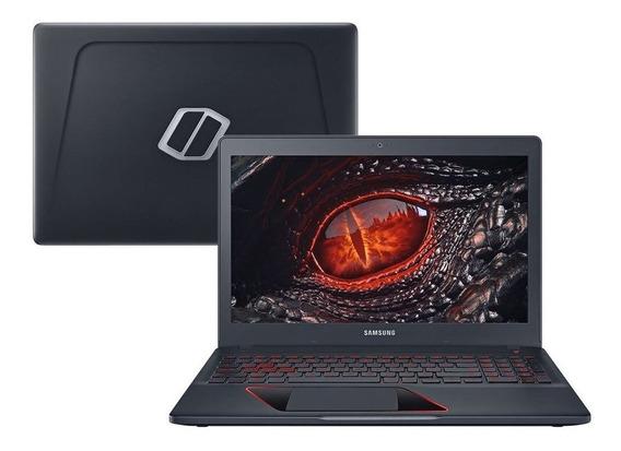Notebook Gamer Samsung Intel Core I7-7700hq 8gb 1tb Gtx1050
