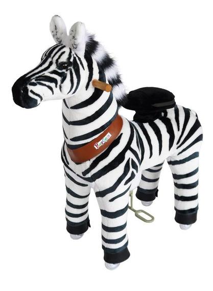Cebra Montable Pony Cycle Con Ruedas Para Niños Edad 4 A 9