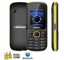 Celular Bright One 0418, Novo E Completo !