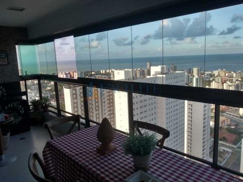 Apartamento De Alto Padrão, Jardim Oceania - 36407