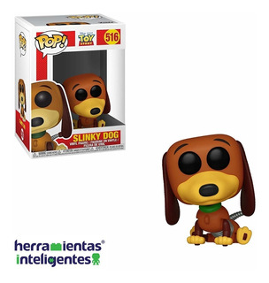 Slinky Dog Disney Funko Pop Película Toy Story