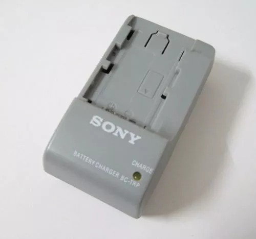Carregador Sony Bc-trp P/ Np-fh30 Fh40 Fh50 Fh60 Fh70 Fh100