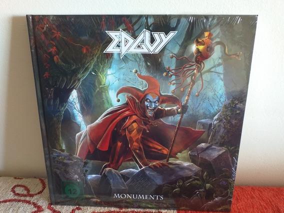 Edguy: Monuments -earbook ( Avantasia )( Helloween )