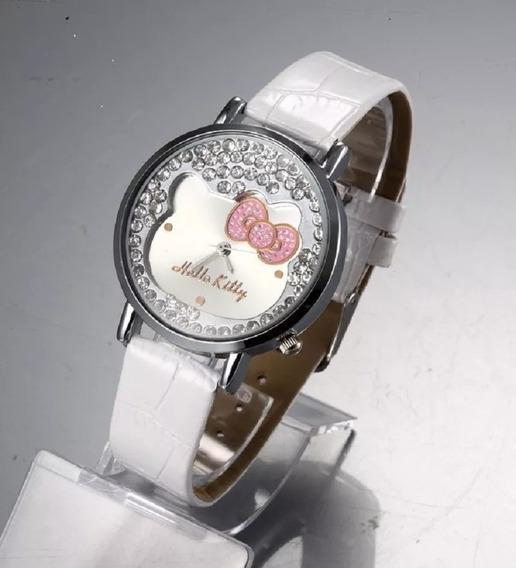 Relógio Mulheres Meninas Hello Kitty Alta Qualidade