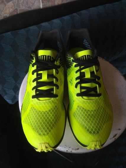 Zapatillas De Correr De Atletismo. Impecables. (100% Puma).