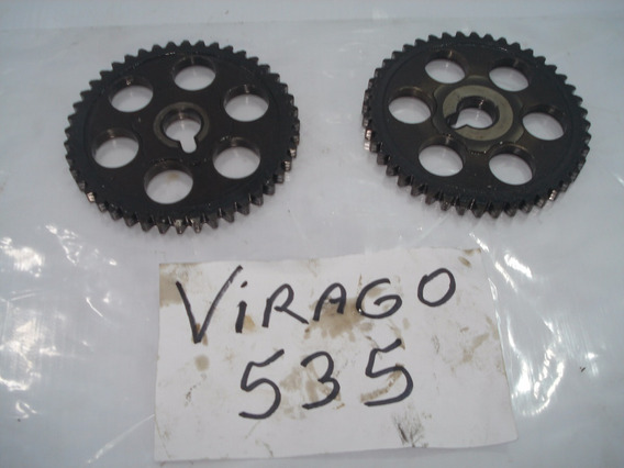 Engrenagem Corrente Comando Virago 535