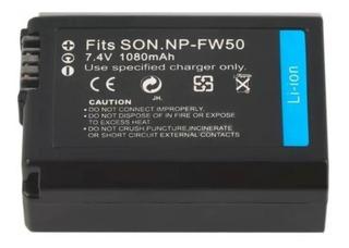 Bateria Np-fw50 Sony Nex-3 5 6 7 A33 A37 A55 Alpha 7 A3000