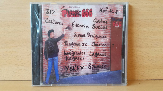 Punk 666 (compilado Nacional De Punk-rock)