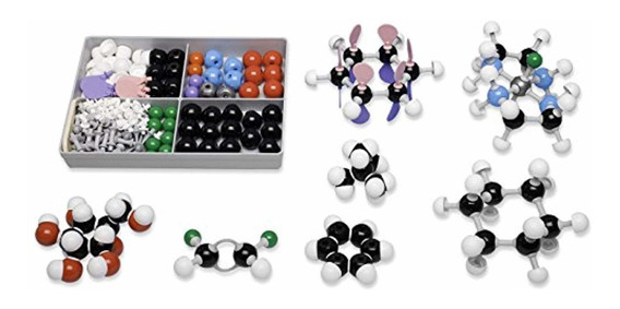 Molymod Mms-051 Molecular Model Student Set
