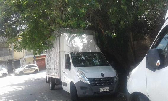 Renault Master 2.3 Chassi / 2014/ Km72.000 B75