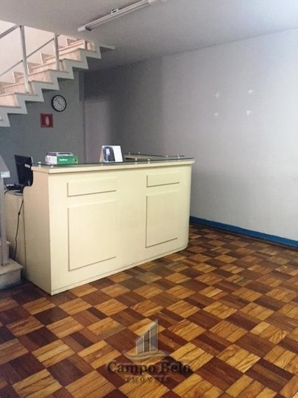 Sobrado Comercial Com 10 Salas No Campo Belo - Cc099-2