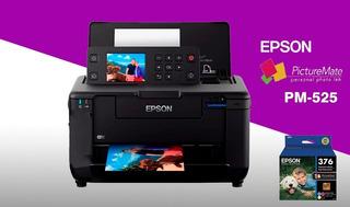 Impresora Epson Picturemate Pm525 De Fotos