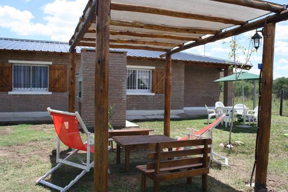 Alquiler Mina Clavero .cabaña Para 5 Personas