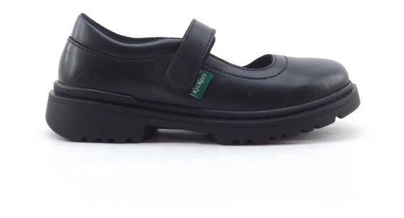 Zapatos Escolares Kickers Kemos Guillermina Escolar 27-33