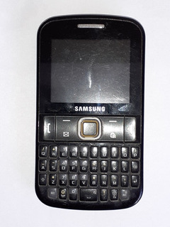 Celular Samsung Chat 222 C/bat Original. No Enciende