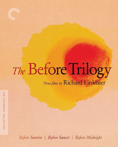 Imagen 1 de 5 de Blu-ray The Before Trilogy / Criterion Subtitulos En Ingles