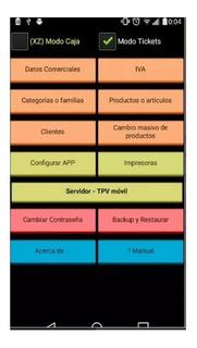 Software De Venta Tpv Simple Bar & Tiendas Pro Para Android